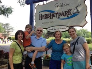 Family Hershey